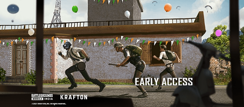 battlegrounds mobile india game early access
